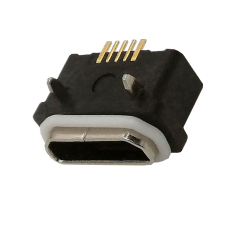 MICRO5P防水母座小腳前插后貼