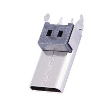 MICRO2P母座立式插板加長殼直邊