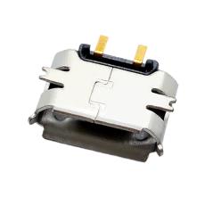 MICRO2P母座全貼板大電流卷邊