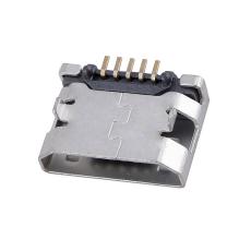 MICRO5P母座5.9前插后貼直邊