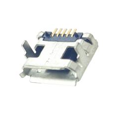 MICRO5P母座7.2前插后貼卷邊