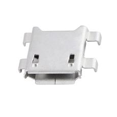 MICRO5P母座沉板0.7卷邊