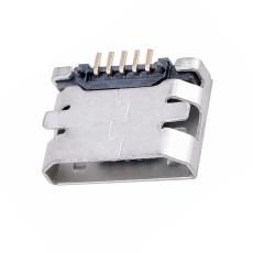 MICRO5P母座全貼板直邊