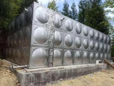 不锈钢生活水箱加工厂家