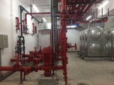 消防不锈钢水箱加工厂家