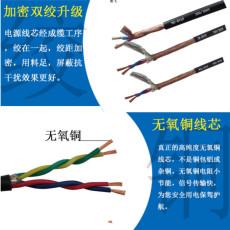 MHYVRP屏蔽礦用通信電纜1*2*7/0.37