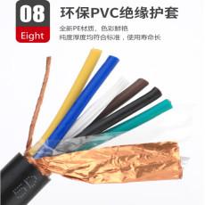KVV22鎧裝控制電纜7*1.5