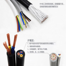 KYJV22塑料絕緣控制電纜