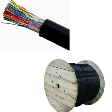 矿用信号线 MHYV4*2*7/0.52屏蔽信号电缆