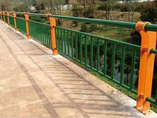 河道防撞護欄