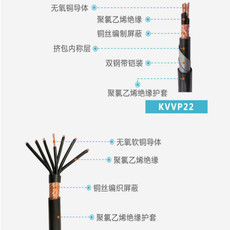 DJYVRP22铠装计算机电缆