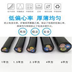 RVVP2×1.5双绞屏蔽控制电缆