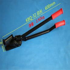 kbq-32钢带剪刀 凯比奇PACK牌24寸手动钢带剪