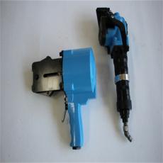 深圳氣動鋼帶打包機 分體式鐵皮捆扎機