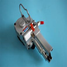 臺灣KBQ-25氣動免扣打包機|PET打包帶25寬專用氣動打包機