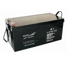 科華蓄電池6-GFM-200-YT