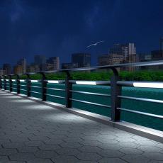 桥梁隔离护栏
